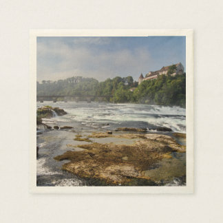 The Rhine Falls Disposable Napkin