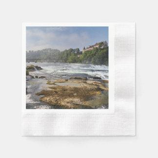 The Rhine Falls Disposable Napkins