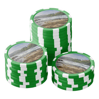 The Rhine Falls Poker Chips