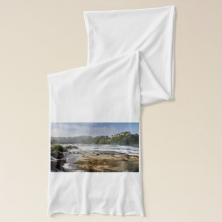 The Rhine Falls Scarf