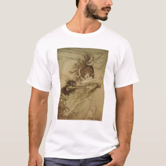 The Rhinemaidens teasing Alberich T-Shirt