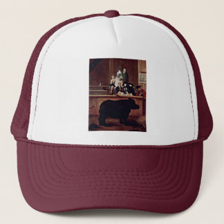 The Rhinoceros'' By Birth Name (Best Quality) Trucker Hat