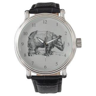 The Rhinoceros Watch