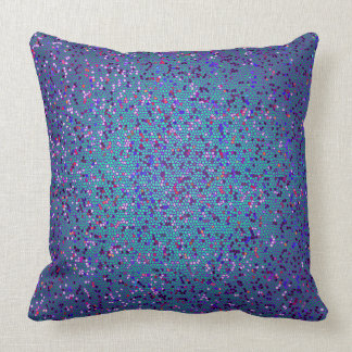 THE RHO CHANNEL OF INPUT FOR HYPERDRIVE THROW PILLOW