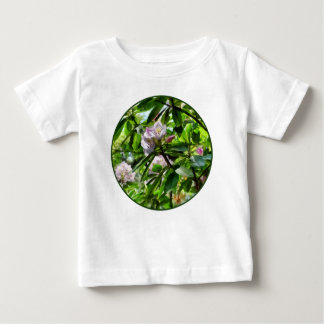 The Rhododendrons Are In Bloom Baby T-Shirt