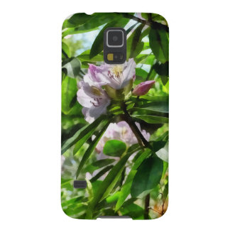 The Rhododendrons Are In Bloom Galaxy S5 Cover