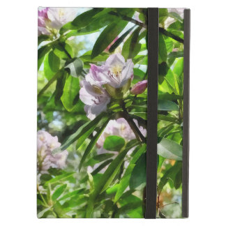 The Rhododendrons Are In Bloom iPad Air Case