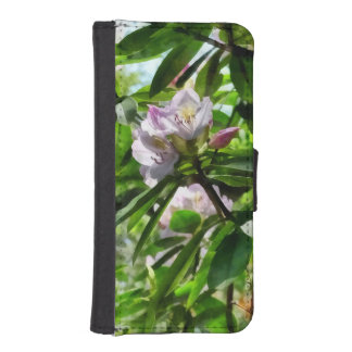 The Rhododendrons Are In Bloom iPhone SE/5/5s Wallet Case