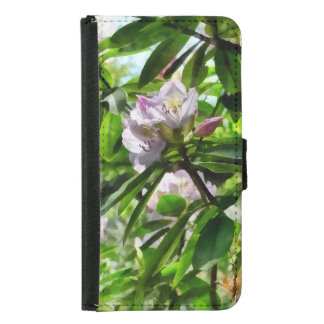 The Rhododendrons Are In Bloom Samsung Galaxy S5 Wallet Case