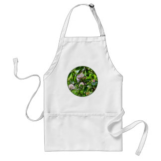 The Rhododendrons Are In Bloom Standard Apron