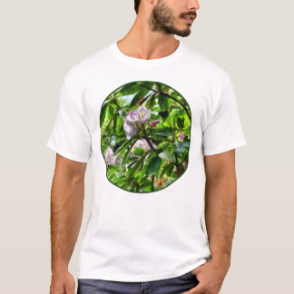 The Rhododendrons Are In Bloom T-Shirt