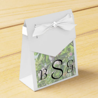 The Rhododendrons Are In Bloom Wedding Products Favor Box