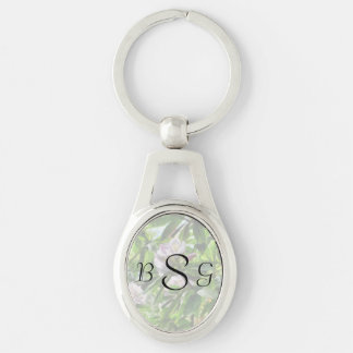 The Rhododendrons Are In Bloom Wedding Products Keychain