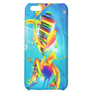 THE RHYTHM OF LIFE iPhone 5C COVER