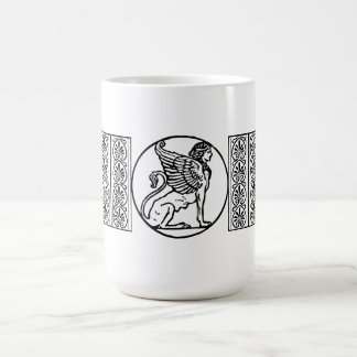 The Riddle of the Sphinx! Coffee Mug