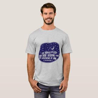 The Riddles of God - GK Chesterton Men's T-Shirt