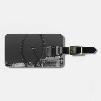 The Ride Luggage Tag