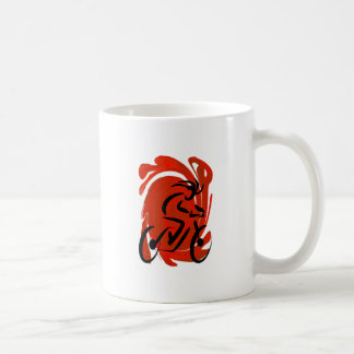 THE RIDERS VISION COFFEE MUG