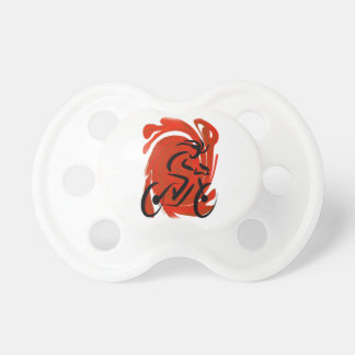 THE RIDERS VISION PACIFIER