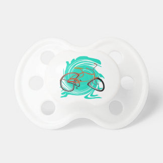 THE RIDERS WAY BABY PACIFIERS