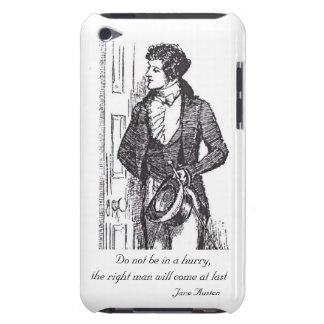 The Right Man Will Come iPod Touch Cover