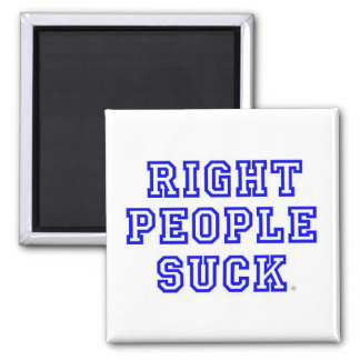 The Right People Suck Magnet