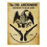 The Right To Bear Arms Print