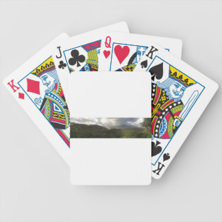 The Ring of Kerry Bicycle Playing Cards