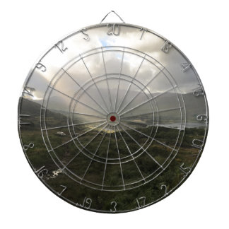 The Ring of Kerry Dartboard