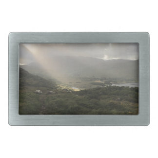 The Ring of Kerry Rectangular Belt Buckle