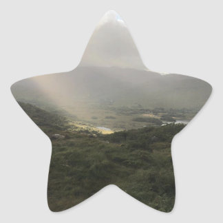 The Ring of Kerry Star Sticker