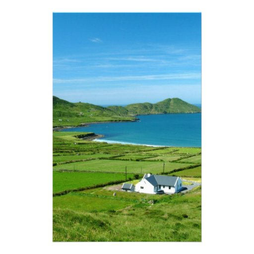 The Ring of Kerry Customized Stationery