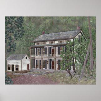 The Rip Van Winkle House Poster