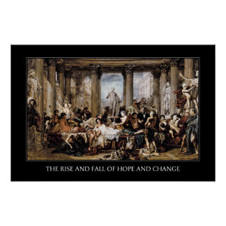 The Rise and Fall of Hope and Change Poster