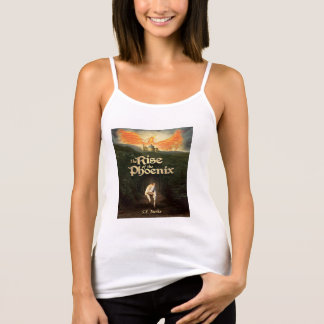 The Rise of the Phoenix Apparel Tank Top