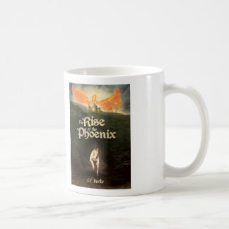 The Rise of the Phoenix coffee mug