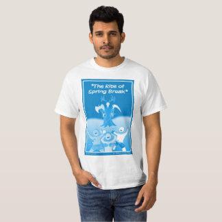"""""""The Rite of Spring Break"""" Men's T-shirt"""