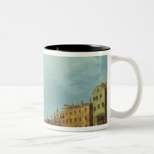 The Riva Degli Schiavoni, 1724-30 Mug