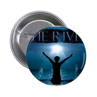 The River Fellowship 2 Inch Round Button