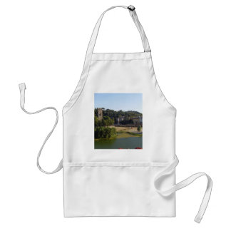 The river in Florence Standard Apron