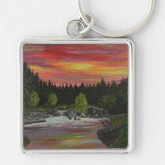 The River Keychain