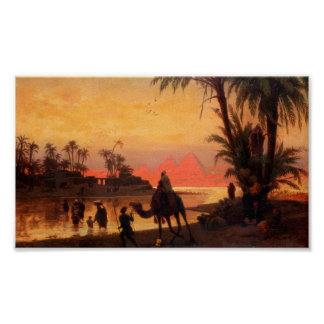 The River Nile Poster