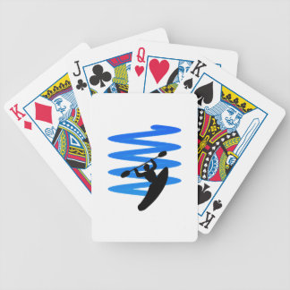 THE RIVER SHOWN BICYCLE PLAYING CARDS