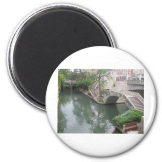 The Riverwalk 2 Magnet