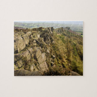 The Roaches in the Staffordshire Moorlands photo Jigsaw Puzzle