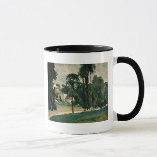 The Road at Pontoise, 1875 Mug