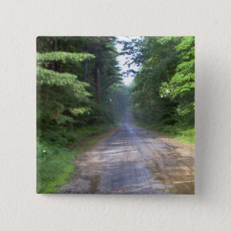 The Road Home 2 Inch Square Button