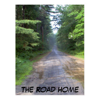 The Road Home Postcards