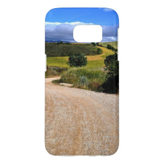 The Road Less Traveled phone case