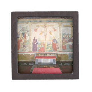 The Road to Calvary, The Crucifixion, The Depositi Premium Keepsake Boxes